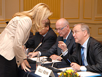 Conference Serbian Business and EU Integration, Brussels, 2008